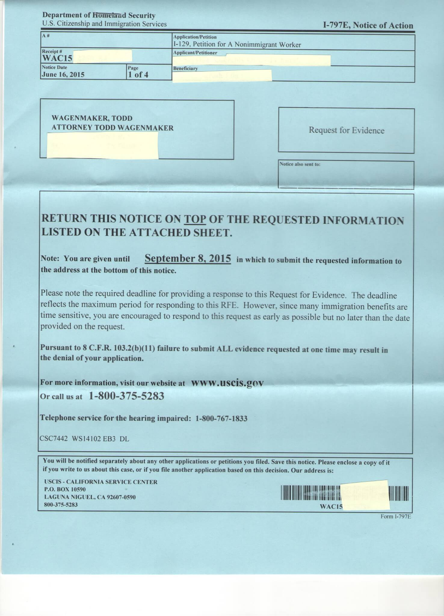 Help with religious worker r 1 requests for evidence rfe rfe 001 falaconquin